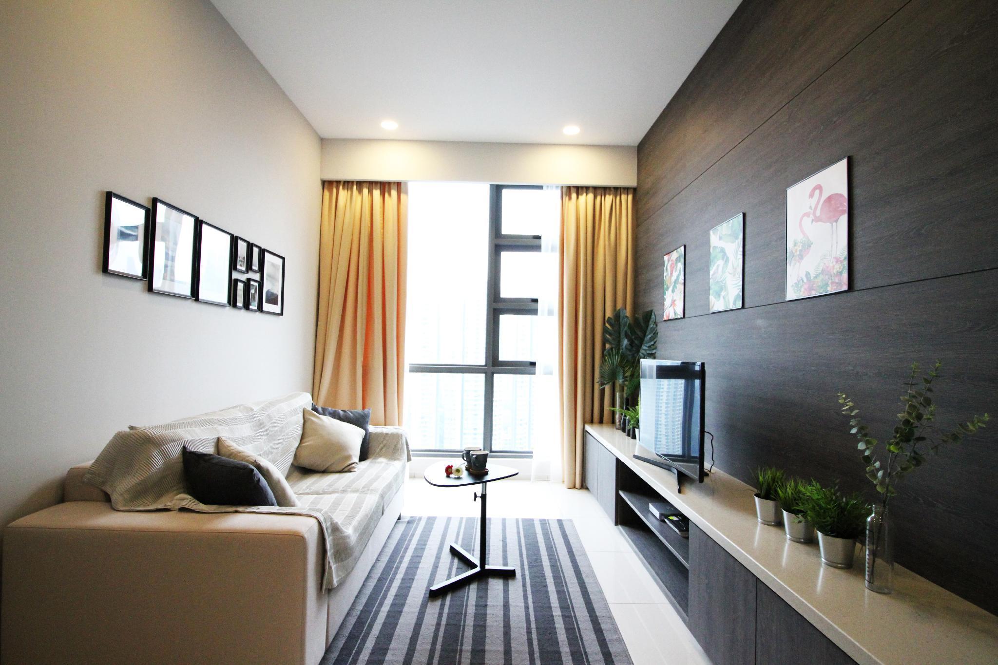FLORUS @ Robertson KL City Center Premium Suite
