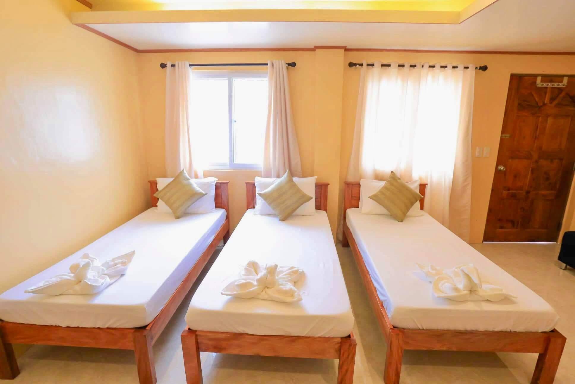 ICHEHAN Lodge Triple Room