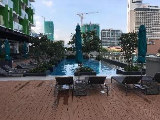 Ocean Studio Apartment, 24th floor, Ariyana
