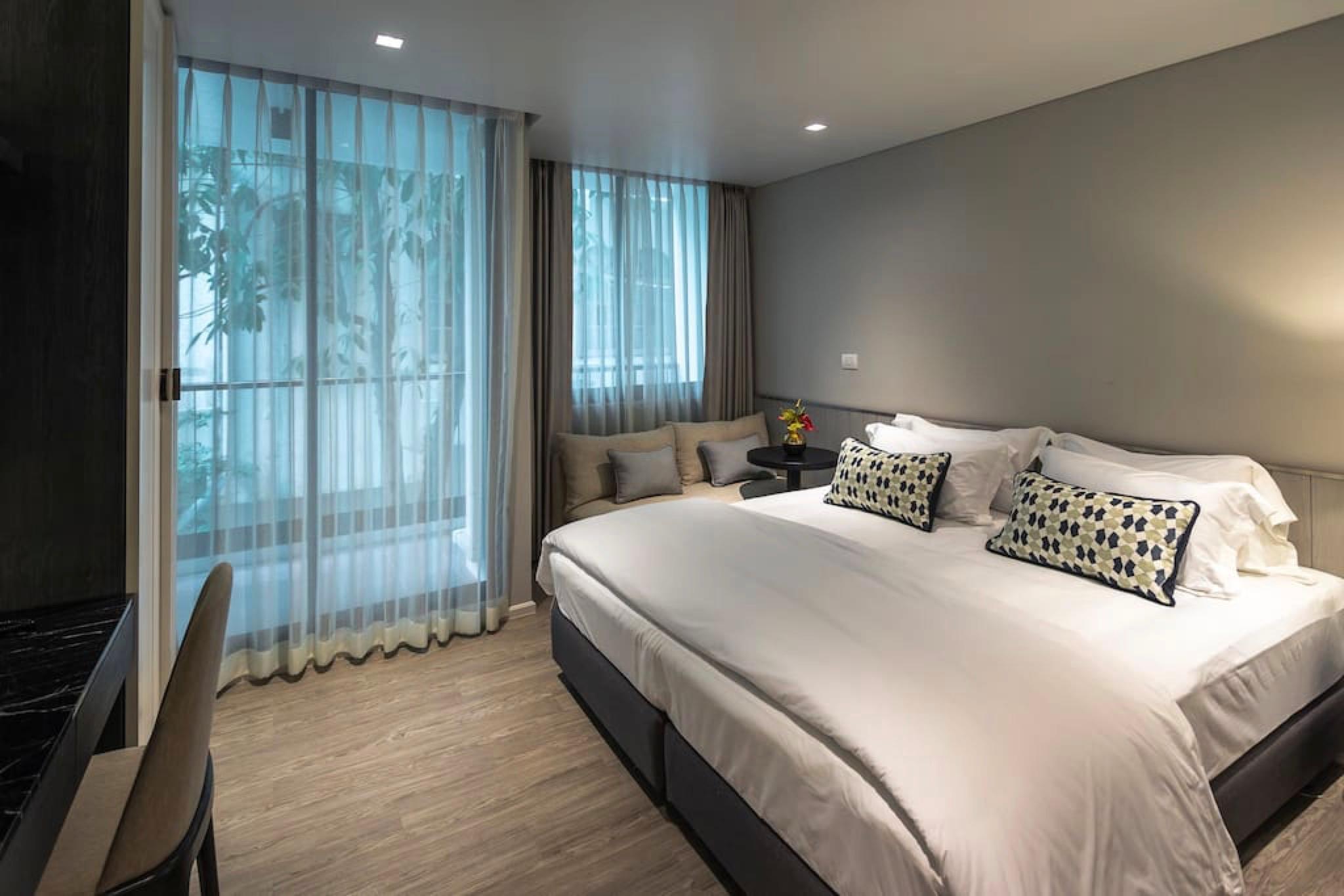 Apartelle Jatujak Hotel Superior King BR