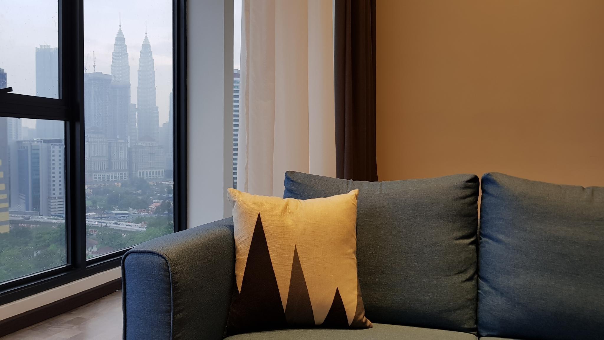 Expressionz Loft @ JlnTun Razak   Luxury KLCC View