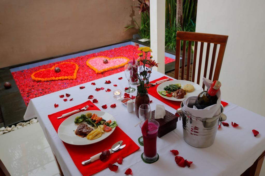 1 Bedroom Romantict Villa Ubud    PROMO