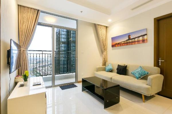FREE AIRPORT PICK-UP & Wifi 50 Mbs & Free Gym Ho Chi Minh City