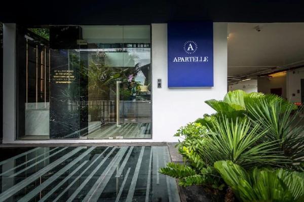 Apartelle Jatujak hotel Superior Twin BR&&12 Bangkok