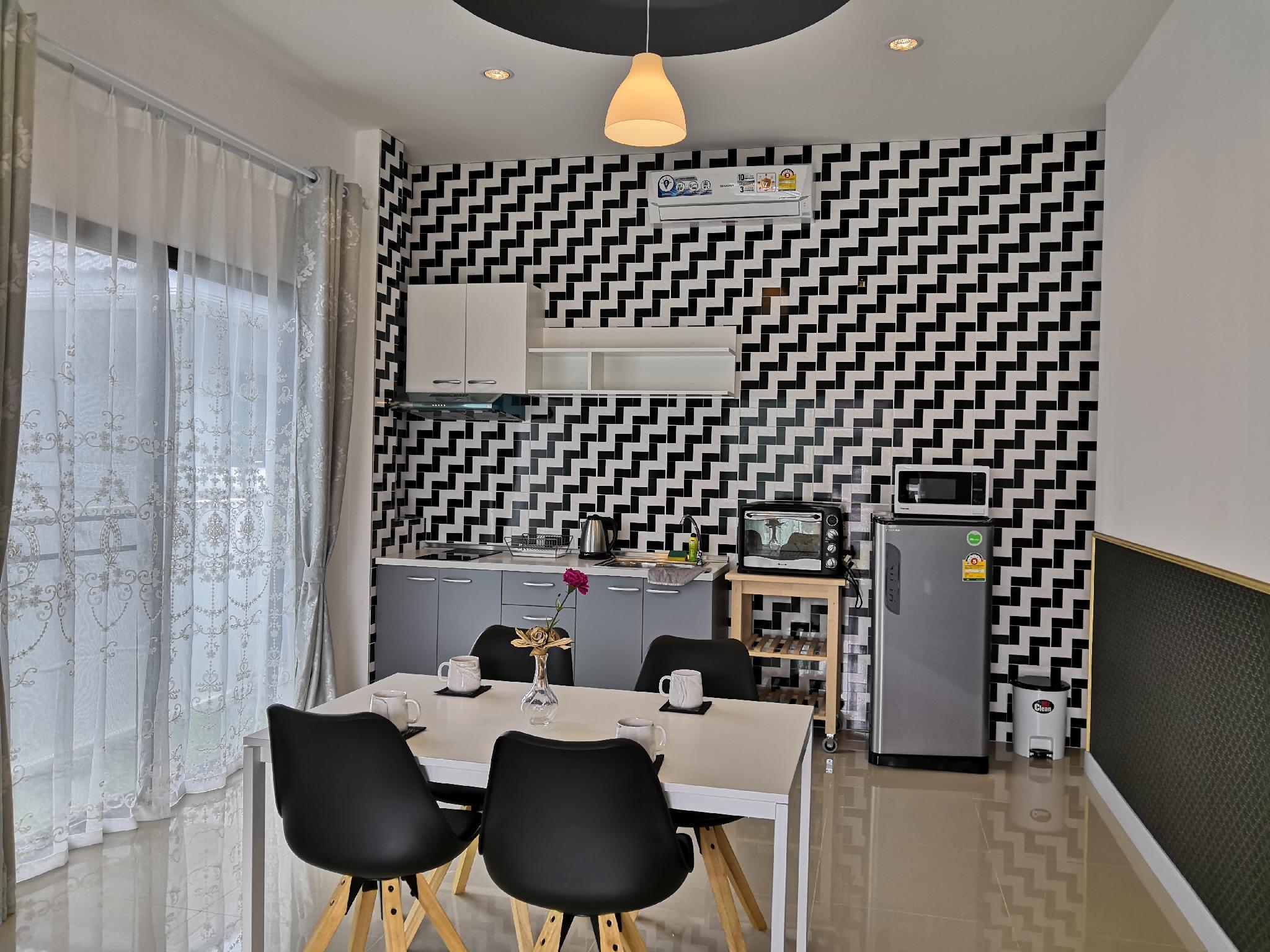 Modern Villa HuaHin A8