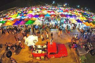 %name Train Night Market to 2min & MRT to 3min big House กรุงเทพ