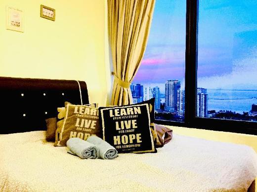 Sea View Studio Suite Georgetown Penang