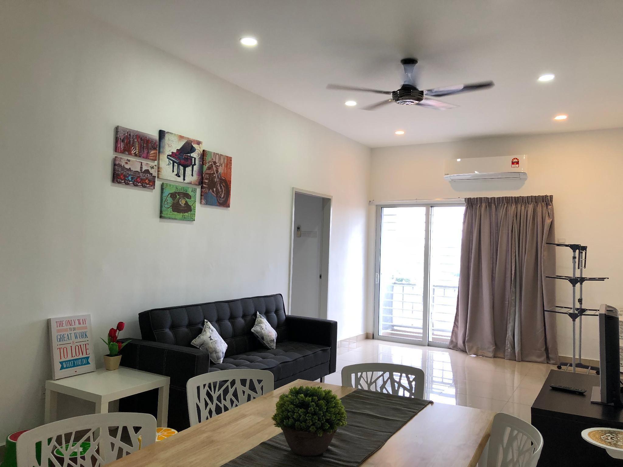 Cozy Homestay Near UTAR @ Bandar Sungai Long