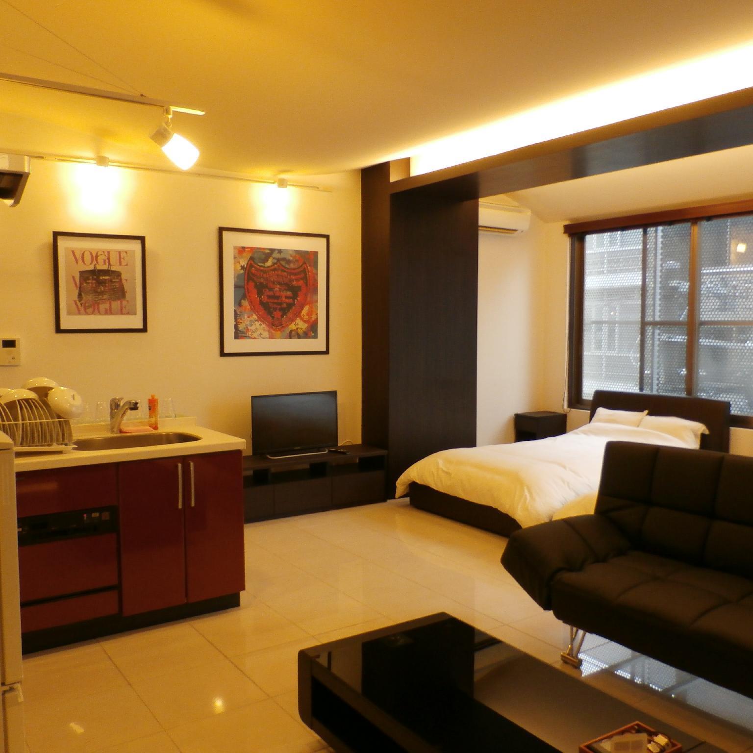 401room(75m)LUXURIA SHINSAIBASI Special Room!