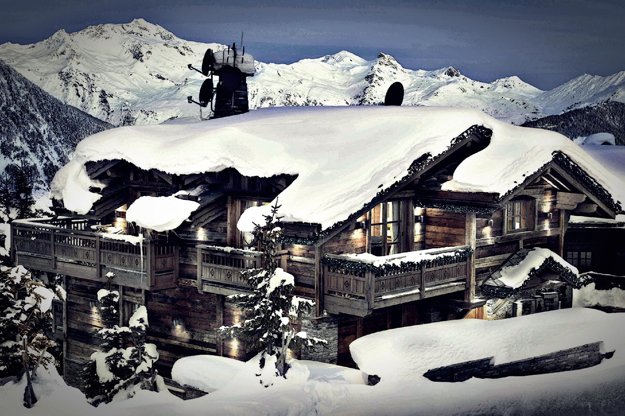 Bagnes 1850 Swiss