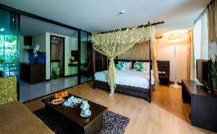 %name Cozy studio with Rooftop Pool access in Patong ภูเก็ต