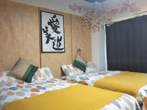 Fully furnished Awaji Apartment 503 with Tatami Osaka