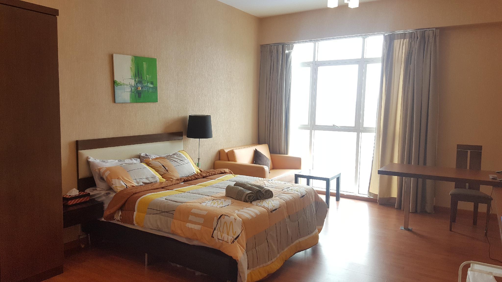 Cosy Homely Maytower Studio Apartment Kuala Lumpur