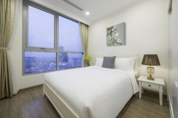 Charm Suit Apartment Vinhomes  Ho Chi Minh City