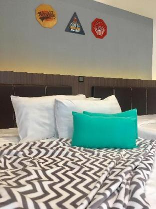 Jio Suites Metal Medium Room Aeropod Kota Kinabalu