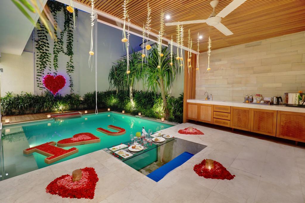 Luxury Honeymoon Villa In Kerobokan Seminyak
