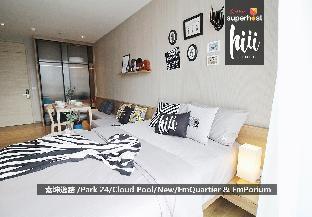 [スクンビット]アパートメント(37m2)| 1ベッドルーム/1バスルーム 【hiii】8minWalk→BTS★LargerSpace/FreeGym&Swim-BKK070