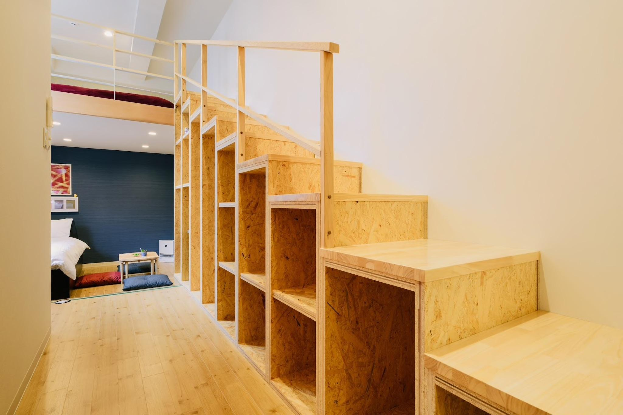 Stunning Homely Loft Apartment 8min Walk Tenjinsta