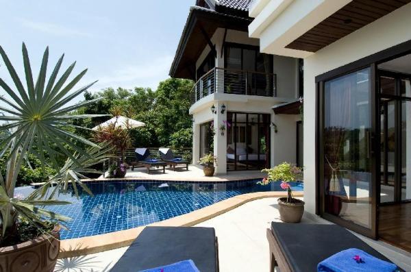 3BR Seaview Villa Kao Lom Koh Samui