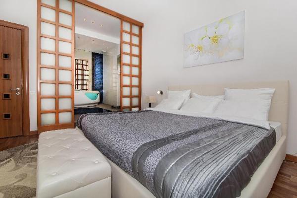 apartment kutuzovskiy 35 30 110 sq.m Moscow