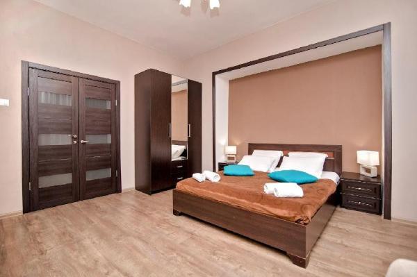 apartment kutuzovskiy 33, 125 sq.m, 7 10 Moscow