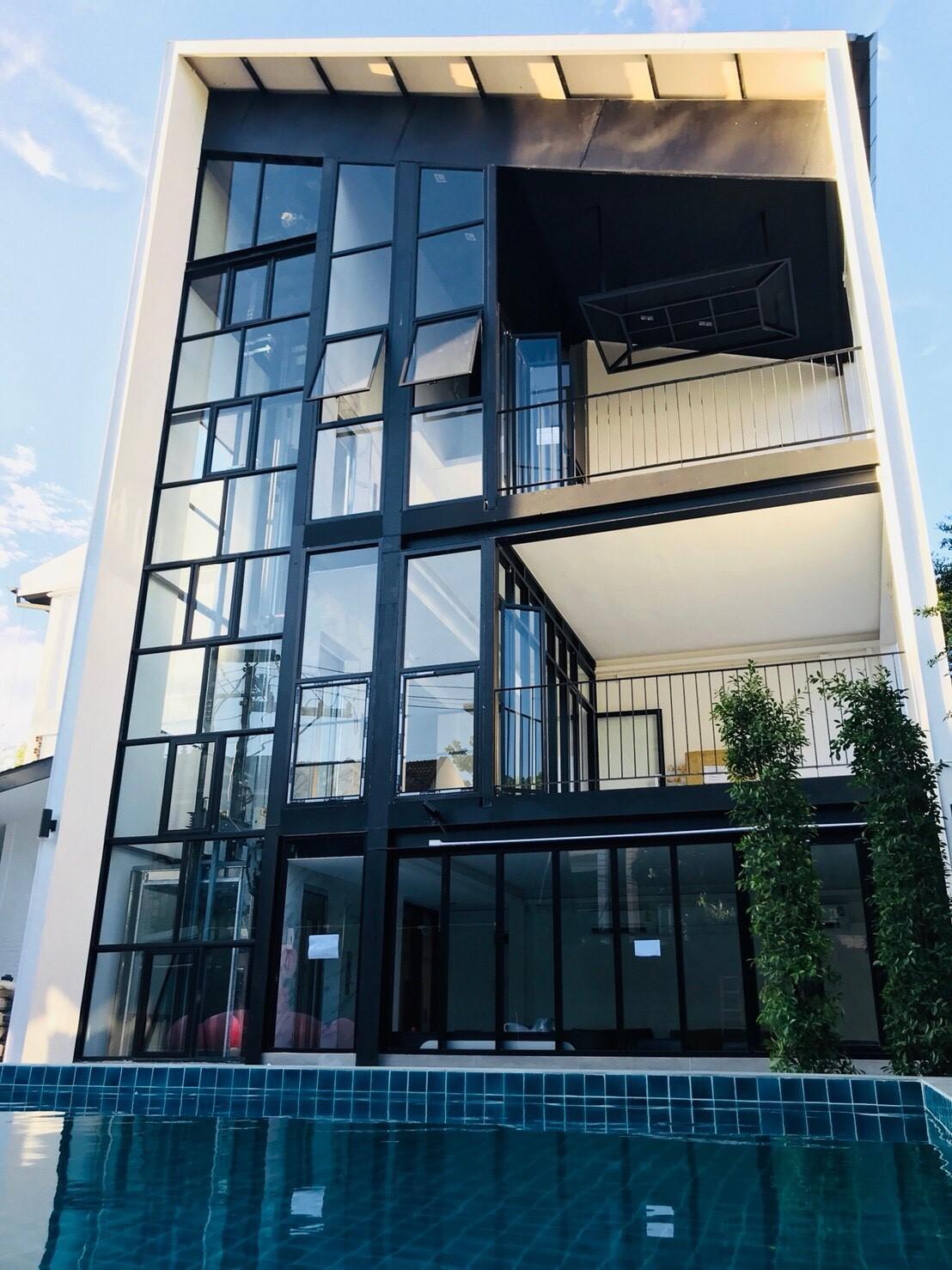 The Nimman Apartment  NT20 อพาร์ตเมนต์ 1 ห้องนอน 1 ห้องน้ำส่วนตัว ขนาด 22 ตร.ม. – นิมมานเหมินทร์