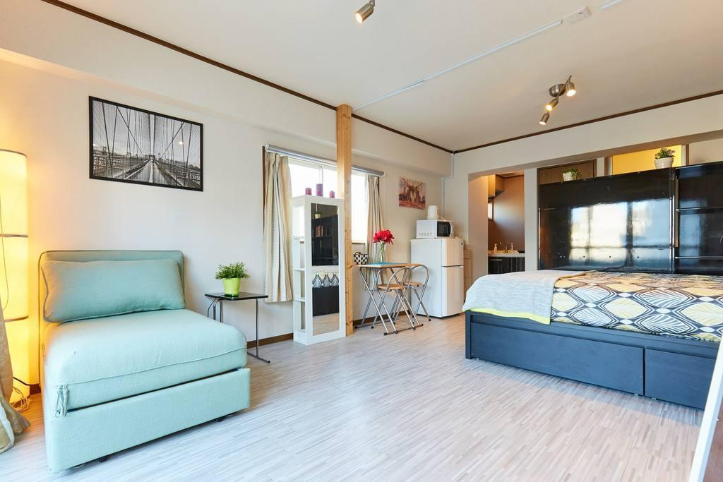 AKASAKA And ROPPONG  Studio Apartment A4  008