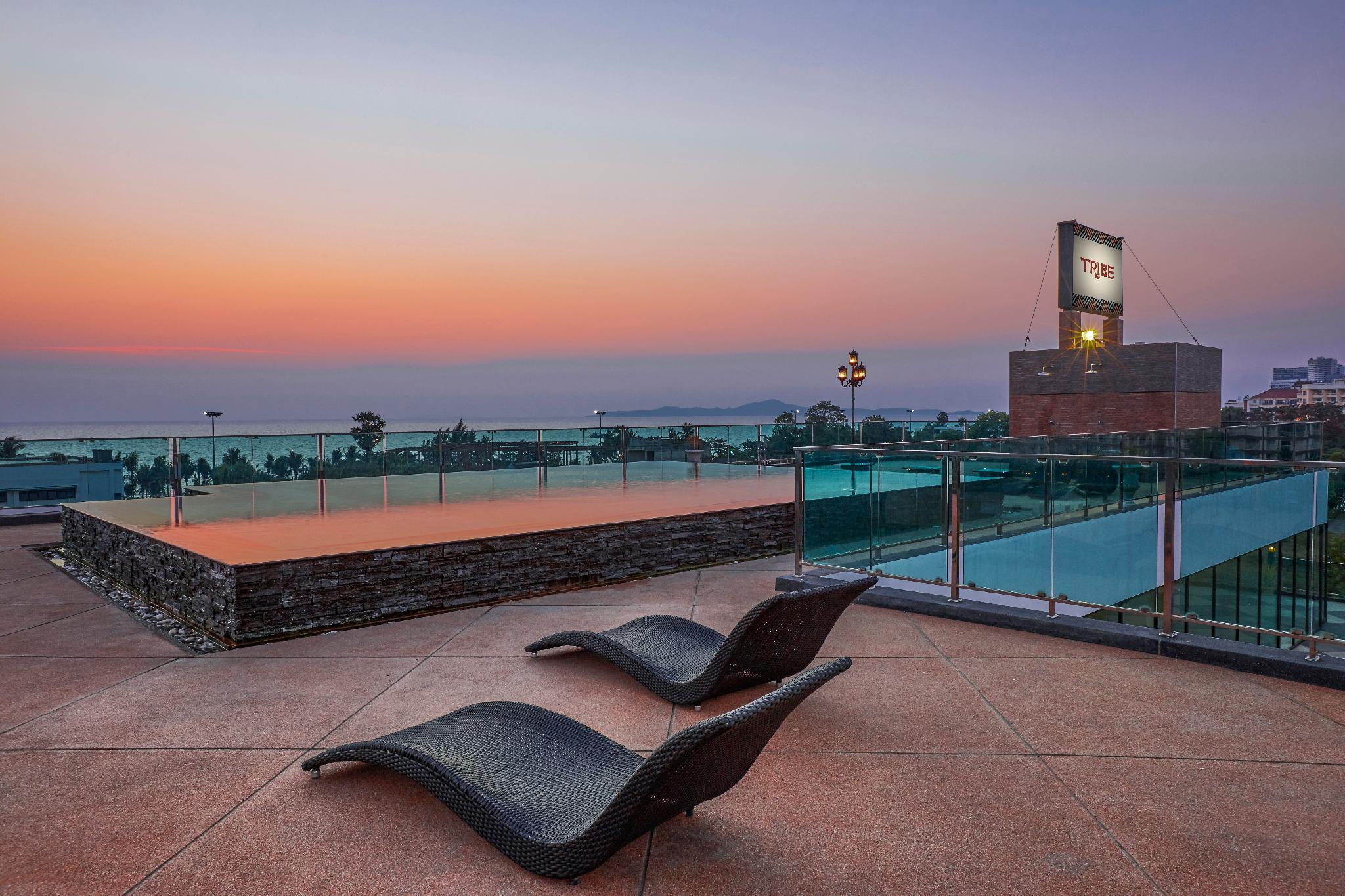 Oceans Reach | Luxury 30 BR Pool Resort by Beach วิลลา 21 ห้องนอน 21 ห้องน้ำส่วนตัว ขนาด 1400 ตร.ม. – หาดจอมเทียน