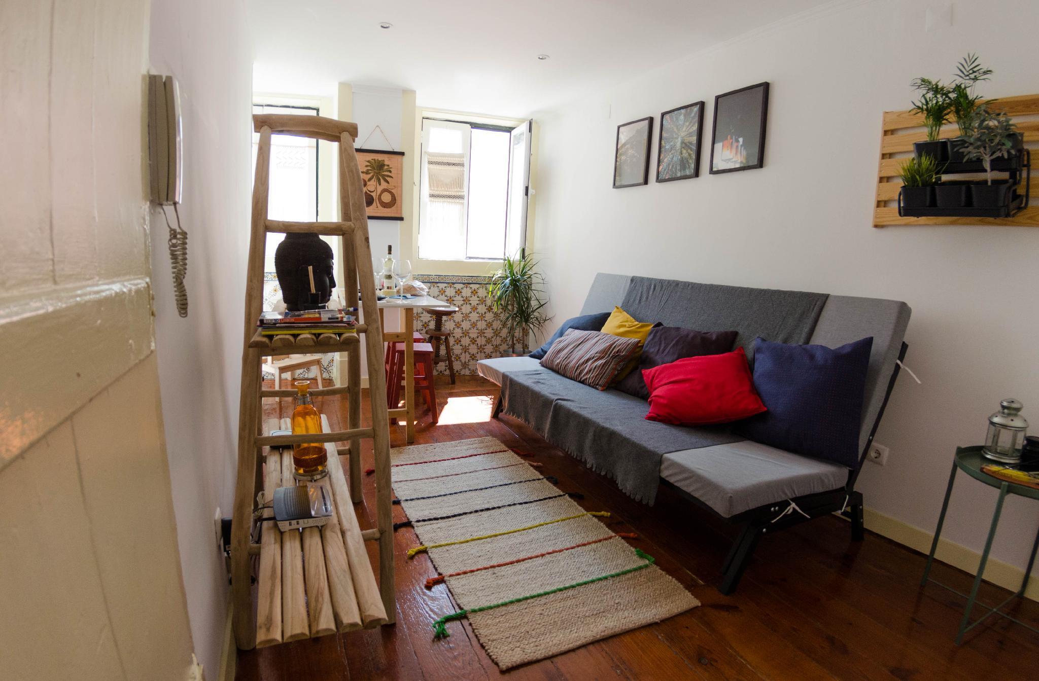 Mouraria And Martim Moniz Apartment