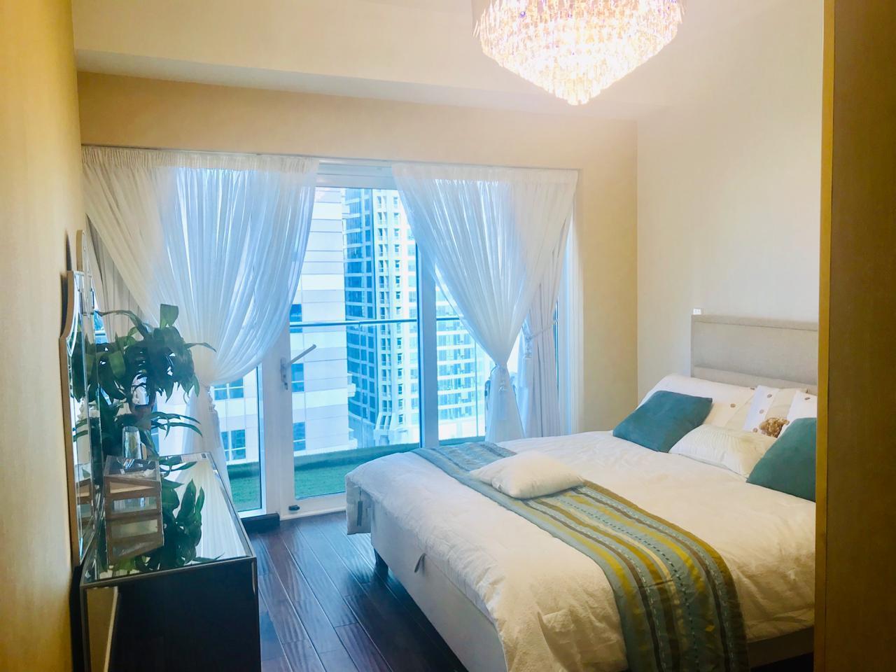 Luxury 1 Bedroom In Dubai Marina