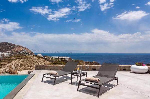 Artemis Super luxury  villa | Pool Jacuzzi Gym Mykonos
