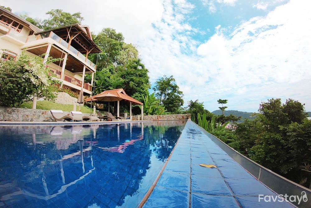 High Point Pool Villa [5BR] Kamala Beach,Phuket