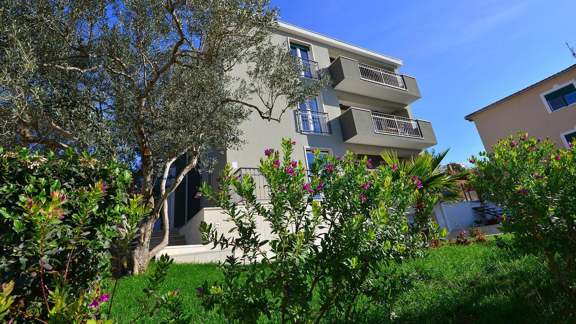 Luxurious Apartment Corra I   EOS CROATIA