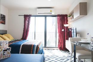 [スクンビット]アパートメント(30m2)| 1ベッドルーム/1バスルーム Convenience store nearby! Best for 2PPL bkmono8