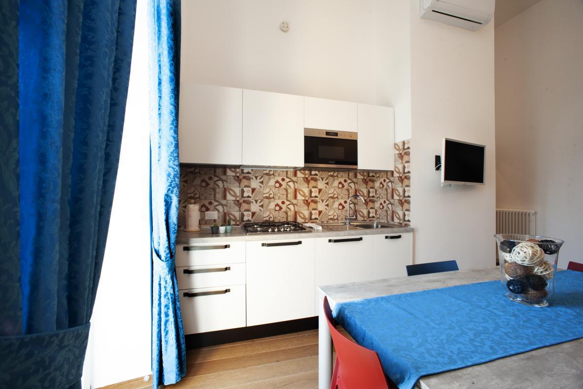 Appartamento Nel Verde Con Vista Sul Vesuvio