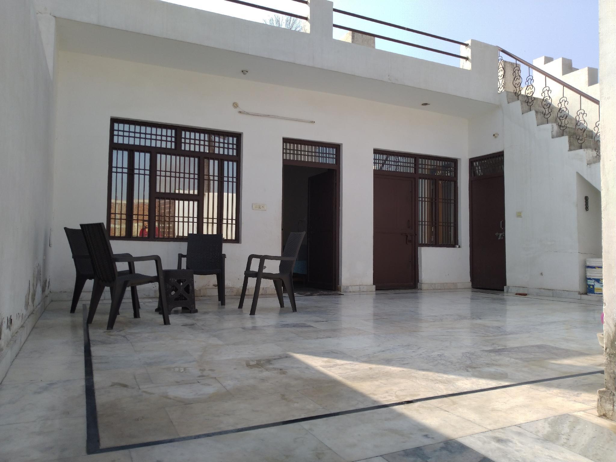 India Agra Homestay