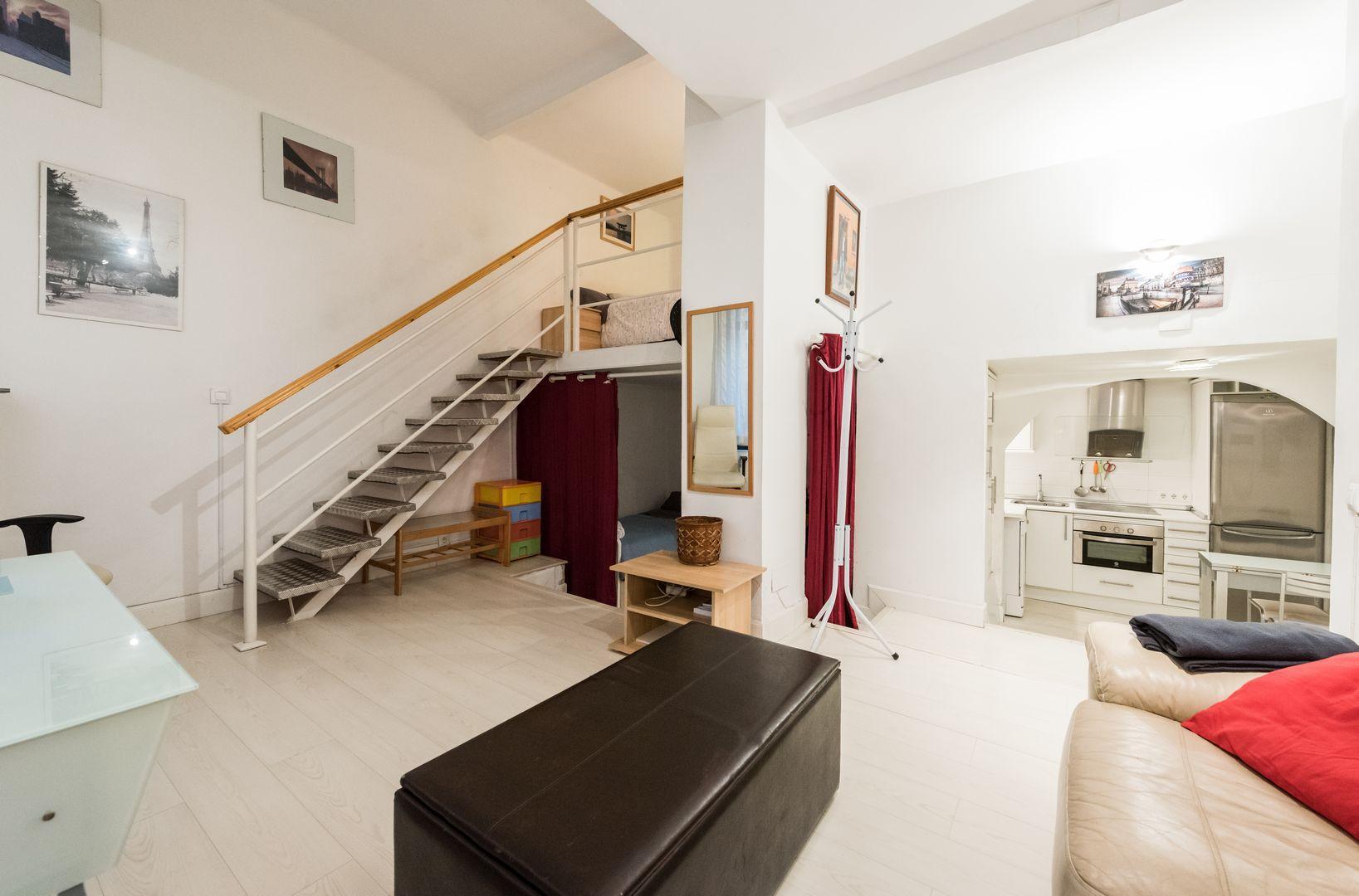 Apartamento en Barrio de Salamanca
