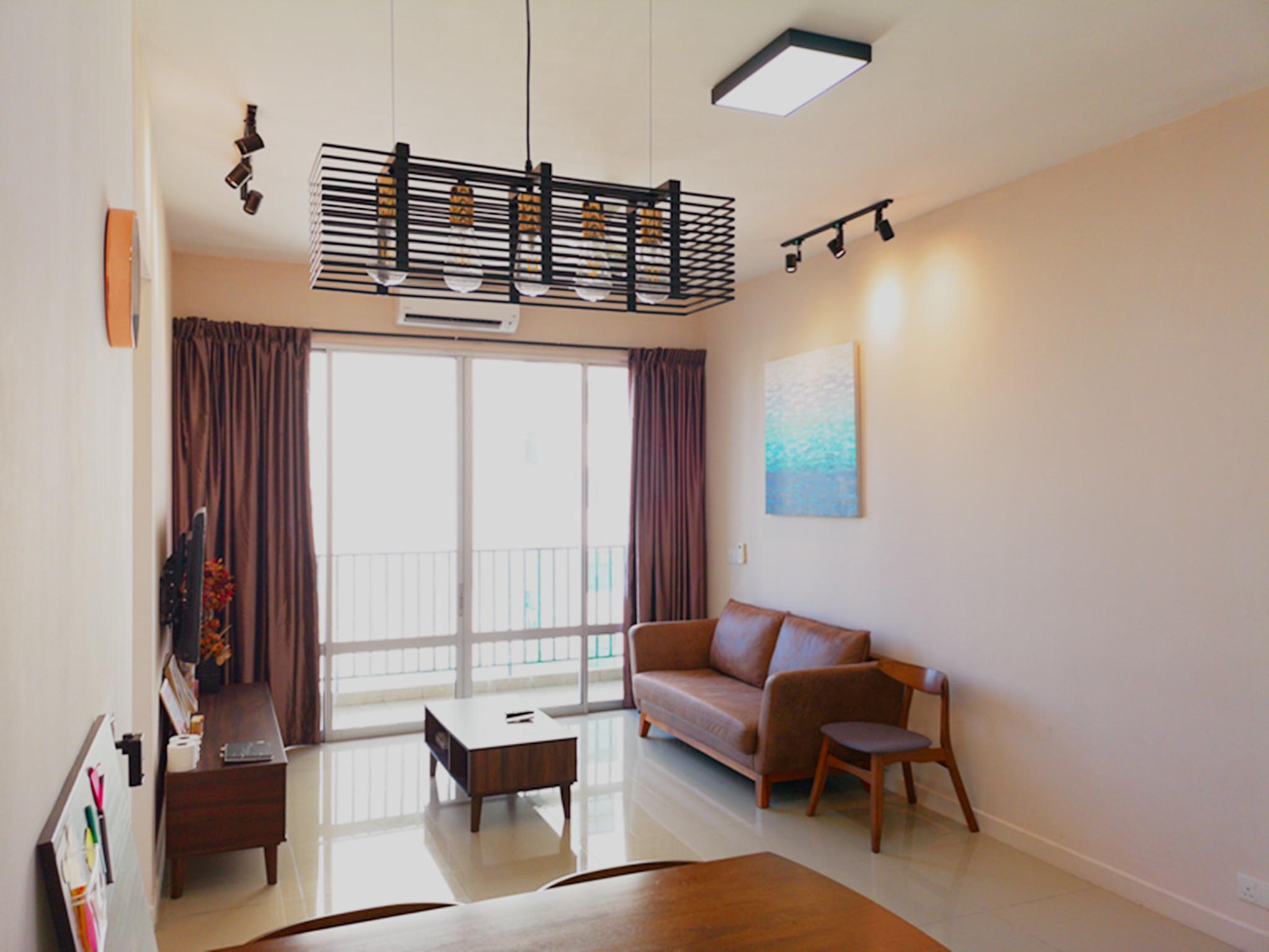 TWINS HOUSE 3R2B Paradigm Sutera Utm Free Wifi