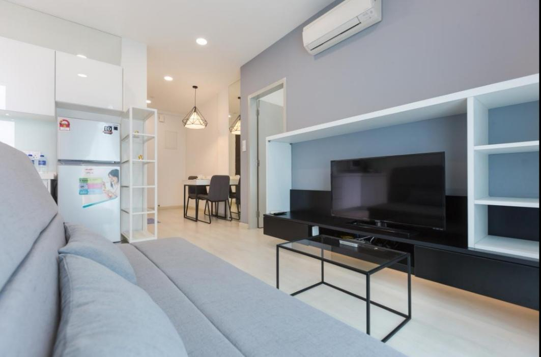 Penang Lovely Suite 100Mbps   09  Entire Apt