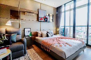 [スクンビット]アパートメント(29m2)| 1ベッドルーム/1バスルーム 【hiii】Near EM Distr@Sukhumvit/CloudPool&Gym-BKK107