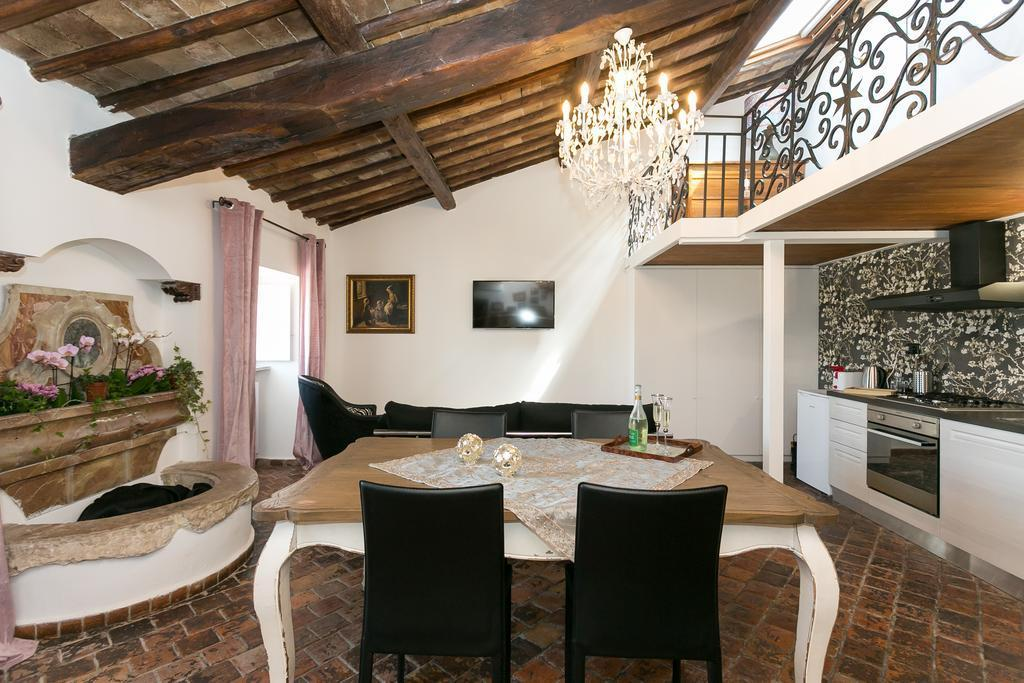 Farnese Amazing Penthouse