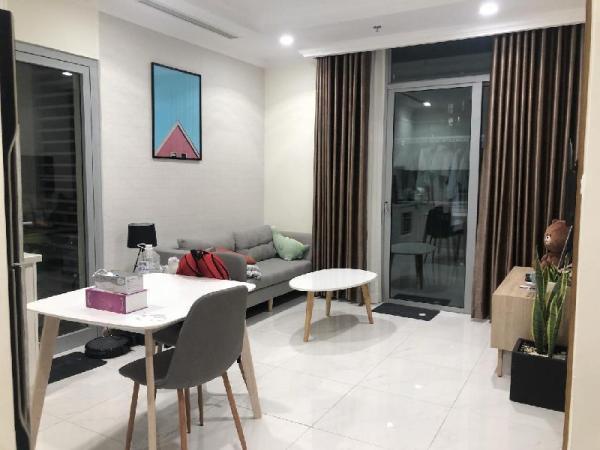 Luxury apartment in Vinhomes Central Park Ho Chi Minh City