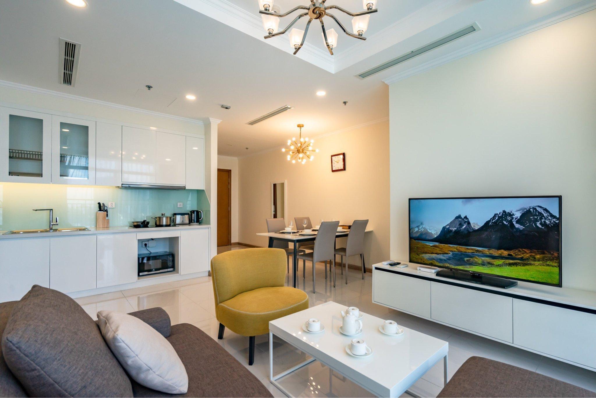 Minh Apartment At Vinhomes Central Park