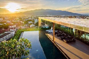 The Astra Luxury Suite Chiang Mai Night Barzaar อพาร์ตเมนต์ 1 ห้องนอน 1 ห้องน้ำส่วนตัว ขนาด 50 ตร.ม. – ช้างคลาน