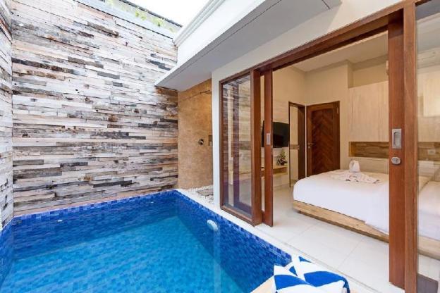Romantic Private Plunge Pool Villa Paisa Living