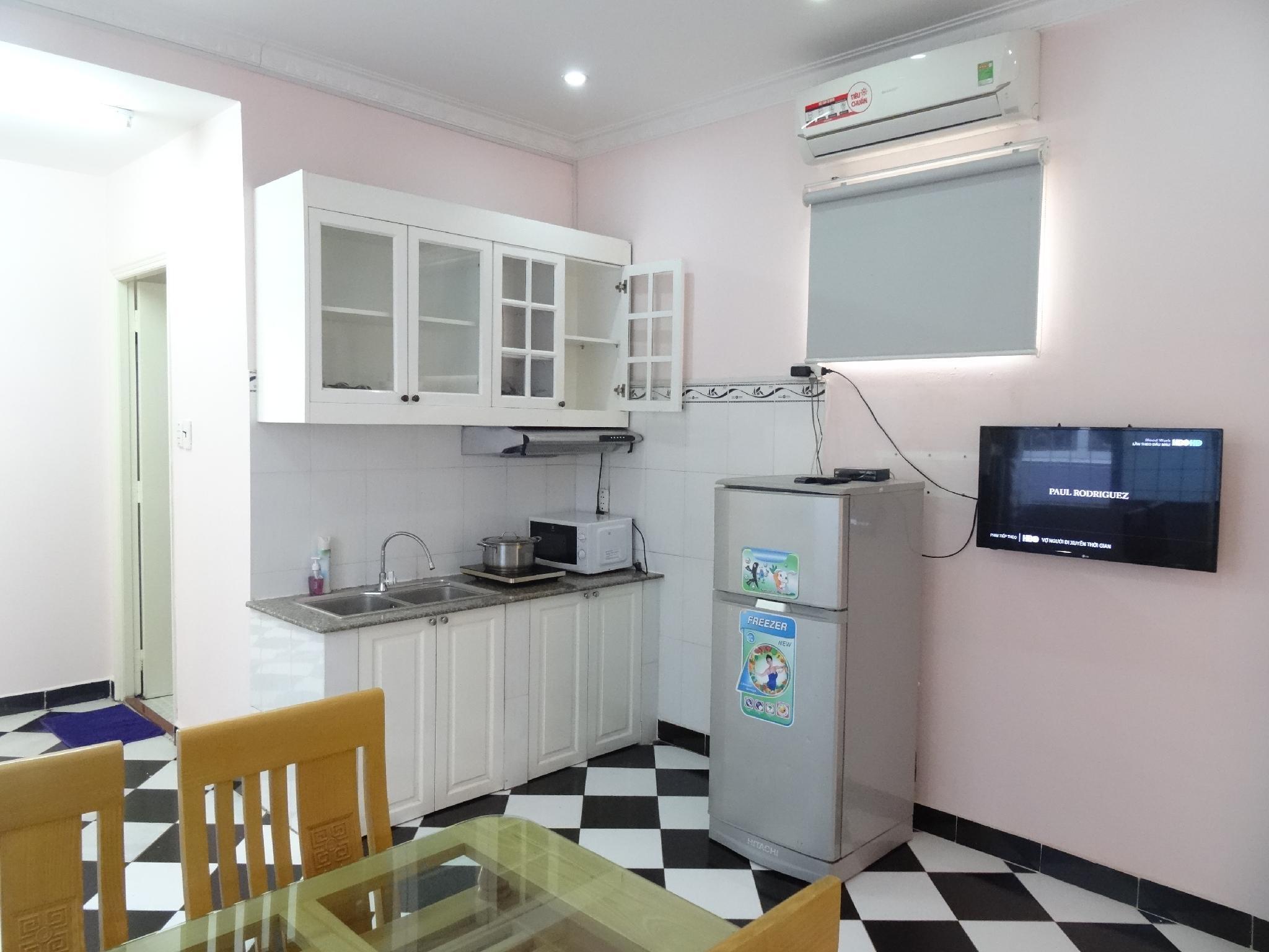 Pink Sakura 1bedroom Full Light From Big Balcony