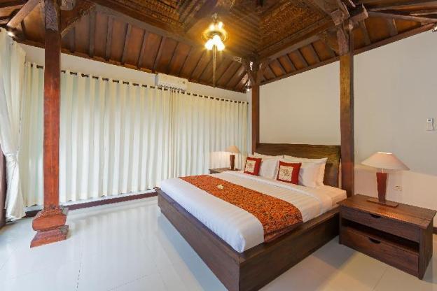 Two Bedroom Private Pool Villa Anyar Canggu