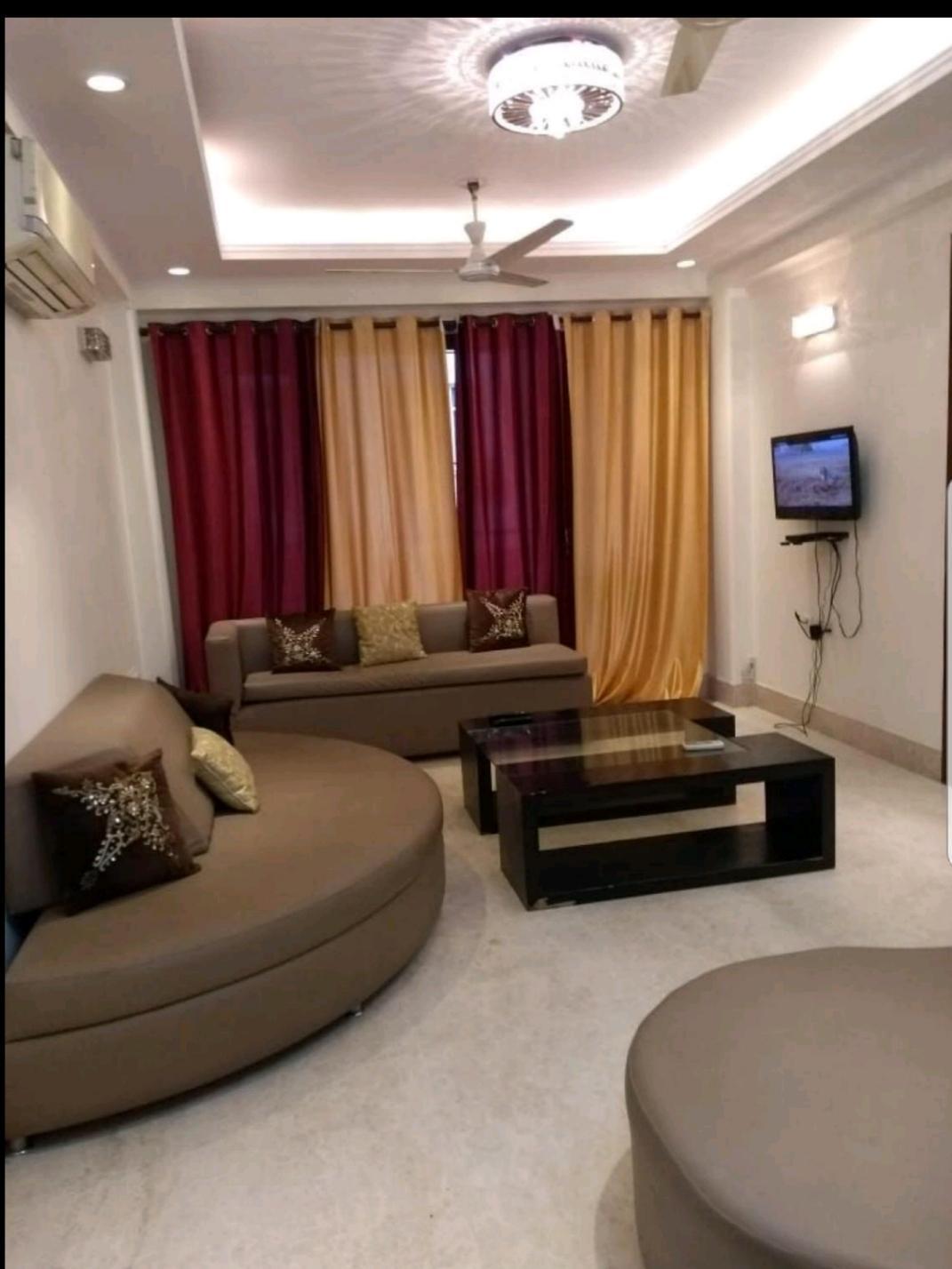 Luxurious 3bhk Apartment