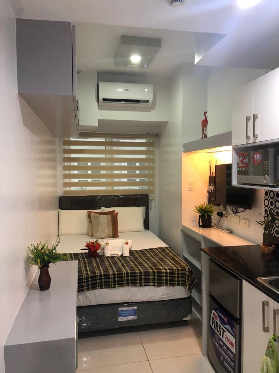 Affordable HoteLike Studio Unit in  Metro Manila