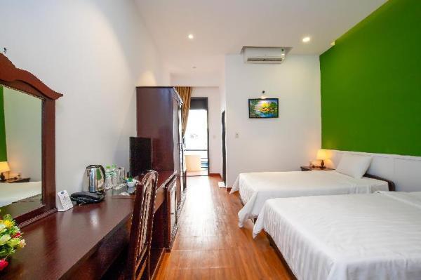 Viet Nam Vacation / No.1/ Twin Room Ho Chi Minh City
